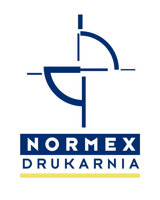 Drukarnia Normex z Gdańska Logo
